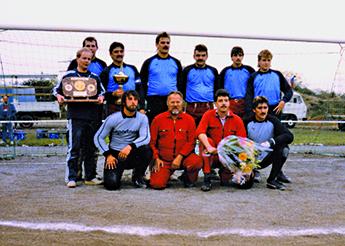 Deutscher Motoballmeister 1987