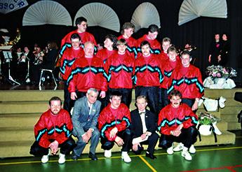 Deutscher Motoballmeister 1990