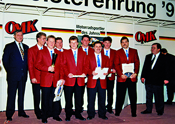 Deutscher Motoballmeister 1995