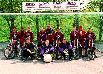 Deutscher Motoballmeister 1997