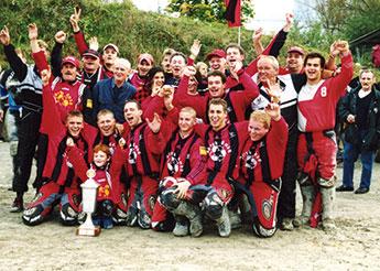 Deutscher Motoballmeister 2001