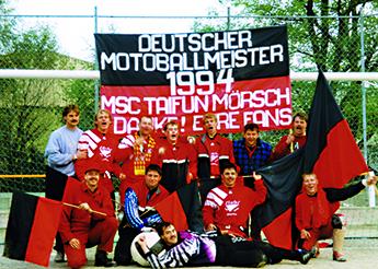 Deutscher Motoballmeister 1994